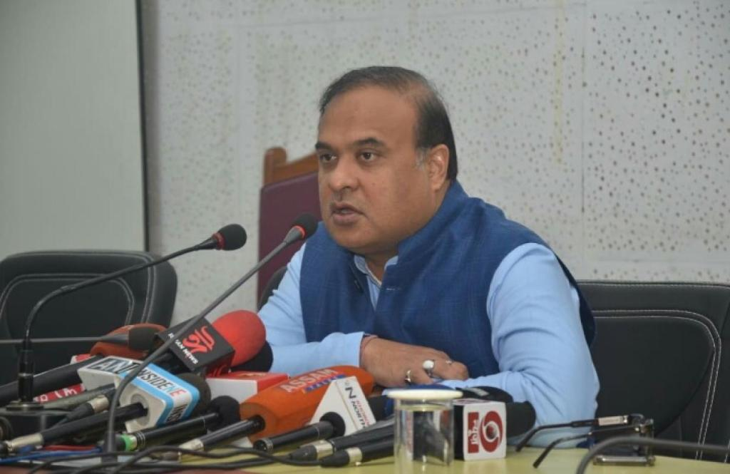 Assam State Education Minister Himanta Biswa Sarma
